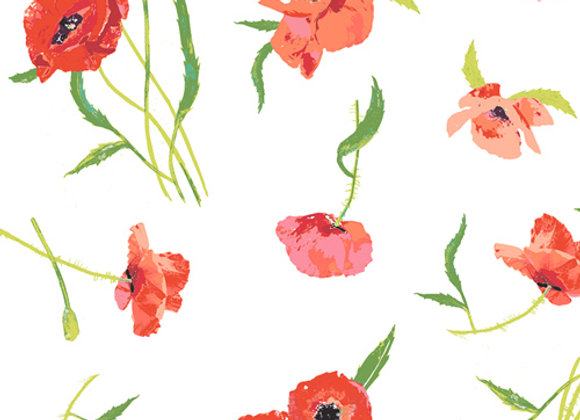 FSH-27401 Poppy Reflections Floralish by Katarina Roccella for AGF