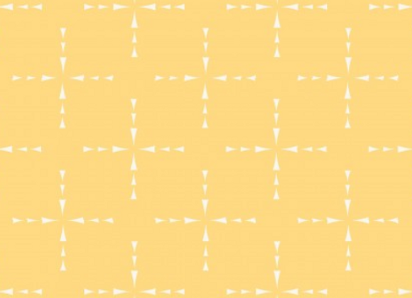 Maywood Studios Moongate Modern Space Solar/yellow
