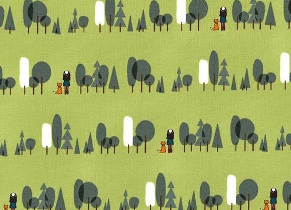 DH8575-Avoc-D Trees by Michael Miller Fabrics