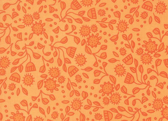 Abby Rose Citrus by Moda
