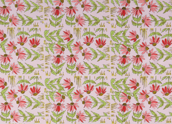 PWLH018-PINK Color Fusion - Daisy Pink by Laura Heine