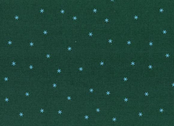 Ruby Star Society Spark Dots Pine by Moda