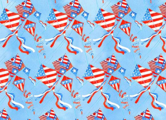 Henry Glass & Co. Star Spangled Summer Kites