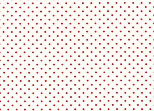 Swiss Dots Riley Red on Cream Dots by Riley Blake