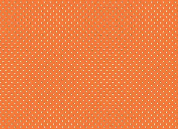 Swiss Dot  C670-60 Orange The RBD Designers for Riley Blak