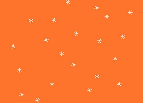 Ruby Star Society Spark Dots Orange