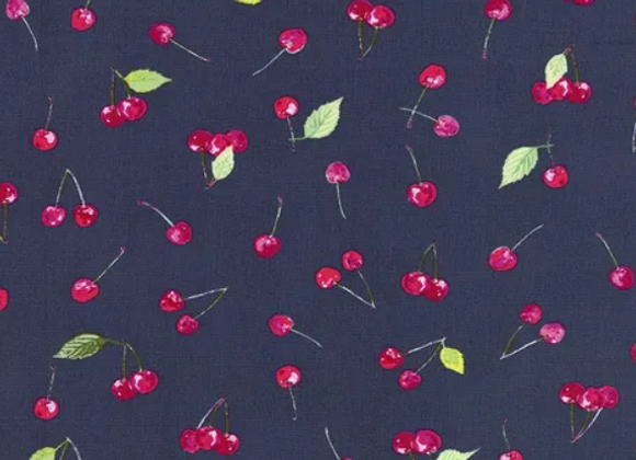 Floralish Cherry by Katarina Roccella for Art Gallery Fabric