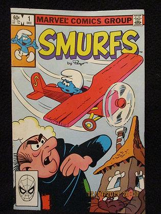 Smurfs #1
