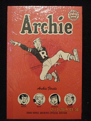 """Archie Archives """"Archie First"""""""