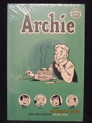 Archie Archives vol 3