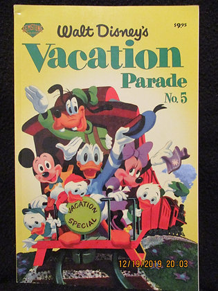 Walt Disney Vacation Parade #5