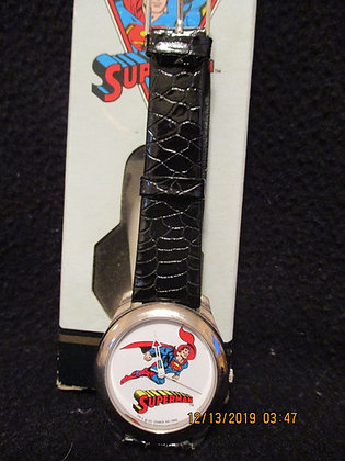Superman wrist watch