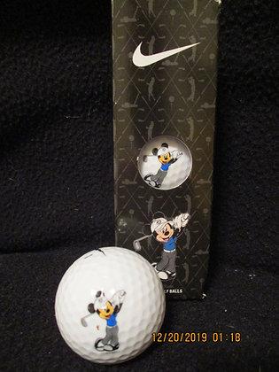 Disney Golf Balls