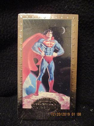 "Superman ""Platinum"" card st"