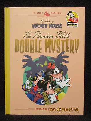 """Mickey Mouse """"Double Mystery"""""""