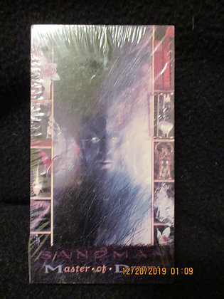 "Sandman ""Master Of Dreams"" card set"