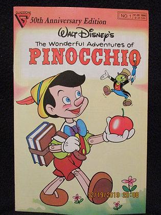 Pinocchio 50th anniversary edititon