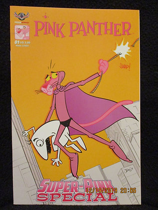 Pink Panther #1 special