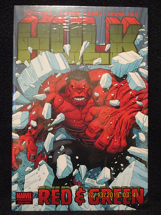 """Hulk """"Red and Green"""""""