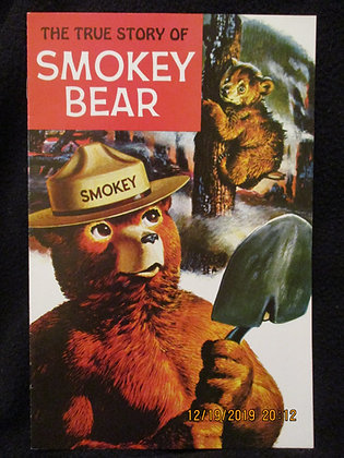Smokey The Bear true story