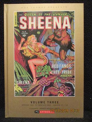 Sheena vol 3