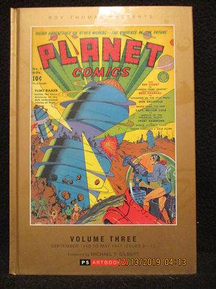 Planet Comics vol 3