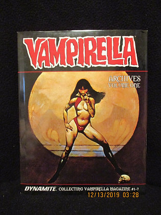 Vampirella Archives vol 1