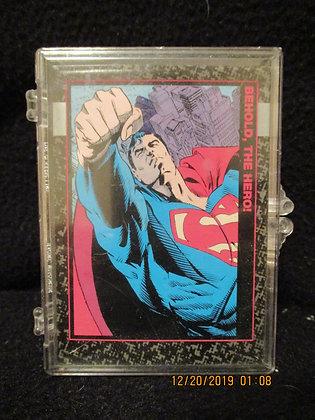 "Superman ""Doomsdat"" card set"