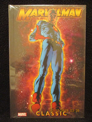 Marvelman Classic