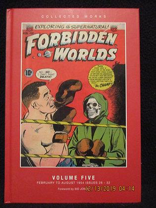 Forbidden Worlds vol 5