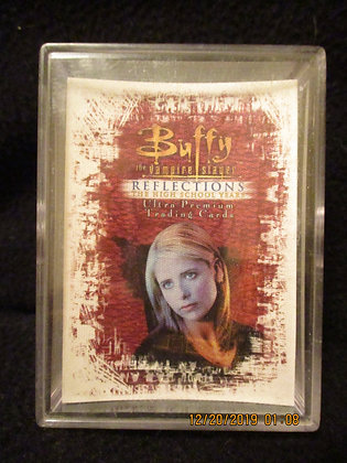 "Buffy ""Reflections"" complete card set"