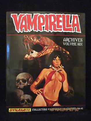 Vampirella Archives vol 6