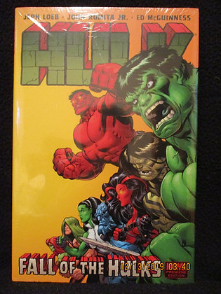 "Hulk ""Fall of the Hulks"""