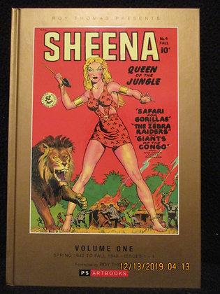 Sheena vol 1