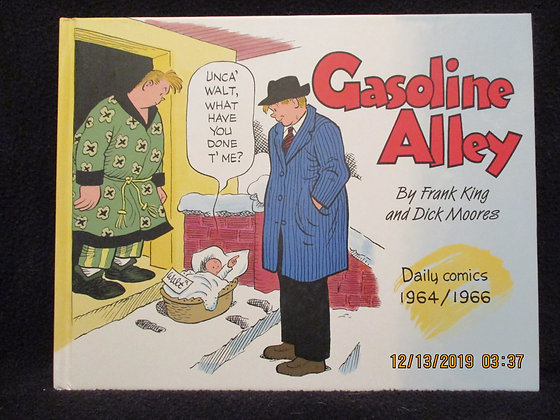 "Gasoline Alley ""Daily Comics"""