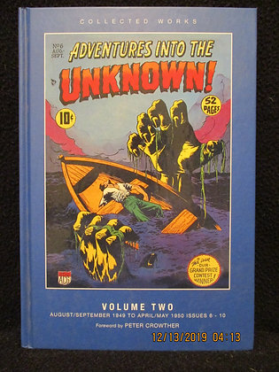 Adventures Into The Unknown vol 2