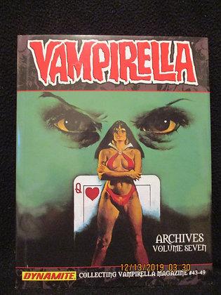 Vampirella Archives vol 7
