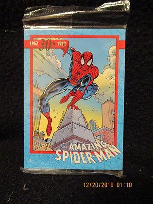 Amazing Spider-Man card set