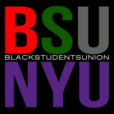 Black Student Union NYU Logo