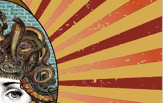 Medusa Poster - freak show _edited_edite
