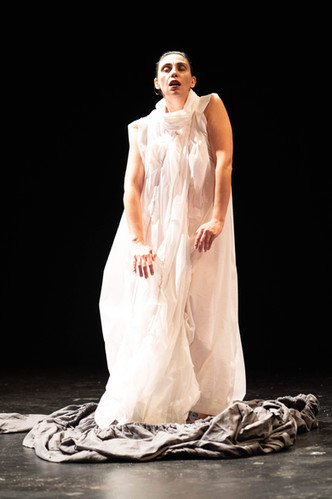 Medusa Butoh @NY Butoh Inst. Fest. 2018 - Duet with Will Atkins