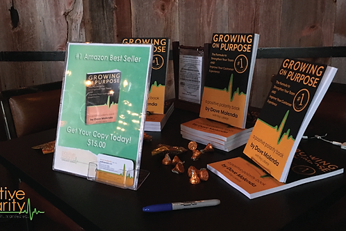 Growing on Purpose Book