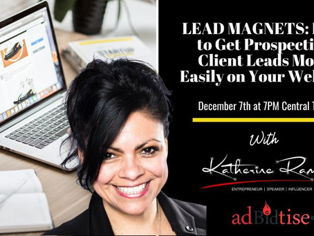 Real Estate Master Class - Lead Magnetics