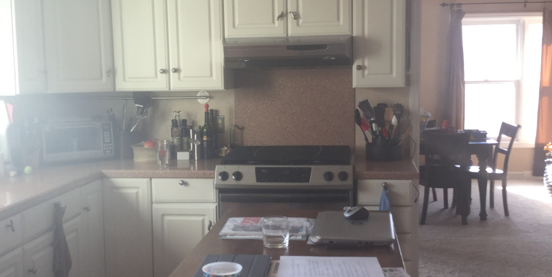 Sussex Transitional Kitchen - Before