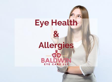 Eye Health & Allergies