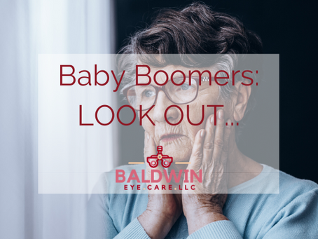 Baby Boomers: Look Out