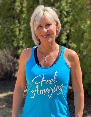 Angie in Turqouise Blue FA Tank.jpg