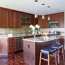 Masshart Germantown Transitional Kitchen