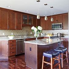 Masshart Germantown Transitional Kitchen