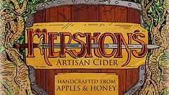 Mershon's Artison Cider - ADAMM